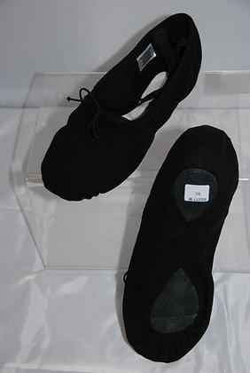 Bloch Pump Canvas Ballet Mens Shoe (Sizes 6 - 9.5)