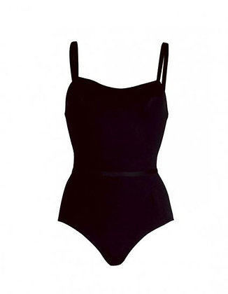 Freed Black Jane Leotard