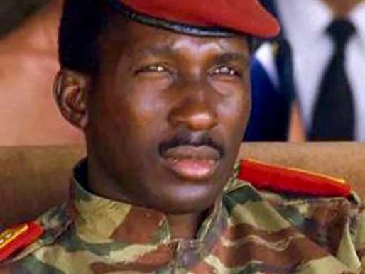 Who was Thomas Sankara?