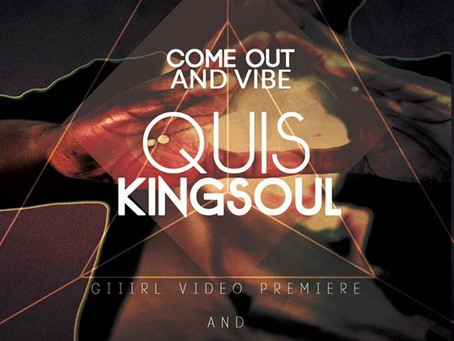 *Dope Vibes Alert* Quis KingSoul Listening Party And Video Premiere