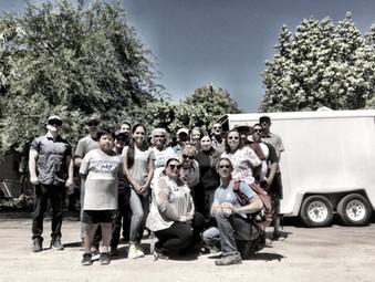Volunteers in Medicine Coachella Valley Street Medicine Team.