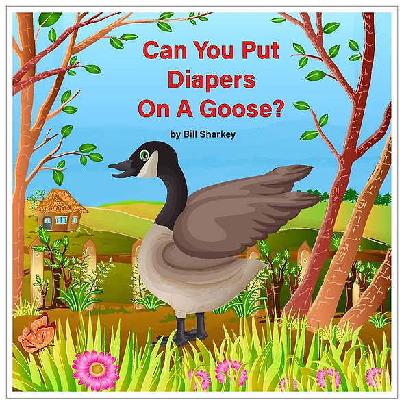 Can You Put Diapers on a Goose?