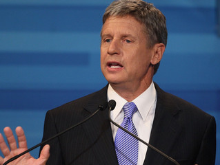 THE LABOR NETWORK ELECTION 2016 SERIES <br>Gary Johnson: Jobs and the Economy
