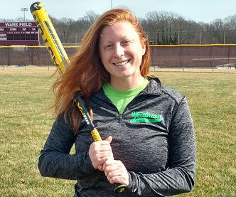 Coach Nina of Yeatman Elite Softball