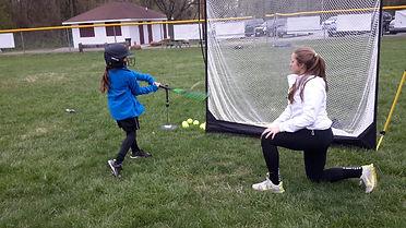 Yeatman Elite Softball (YES) offers hitting clinics