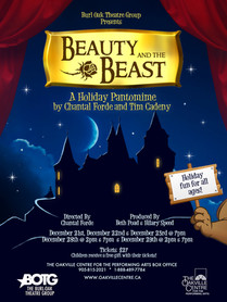Beauty and the Beast Oakville Pantomime