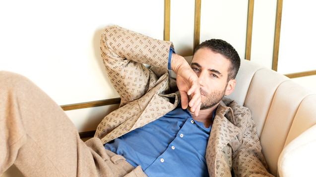 Miguel Ángel Silvestre - Magazine Lifestyle La Vanguardia