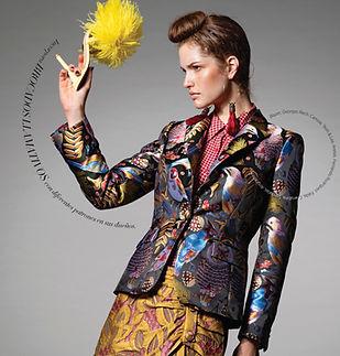 Mariangela B-4610 Harper's Bazaar Mx 11-