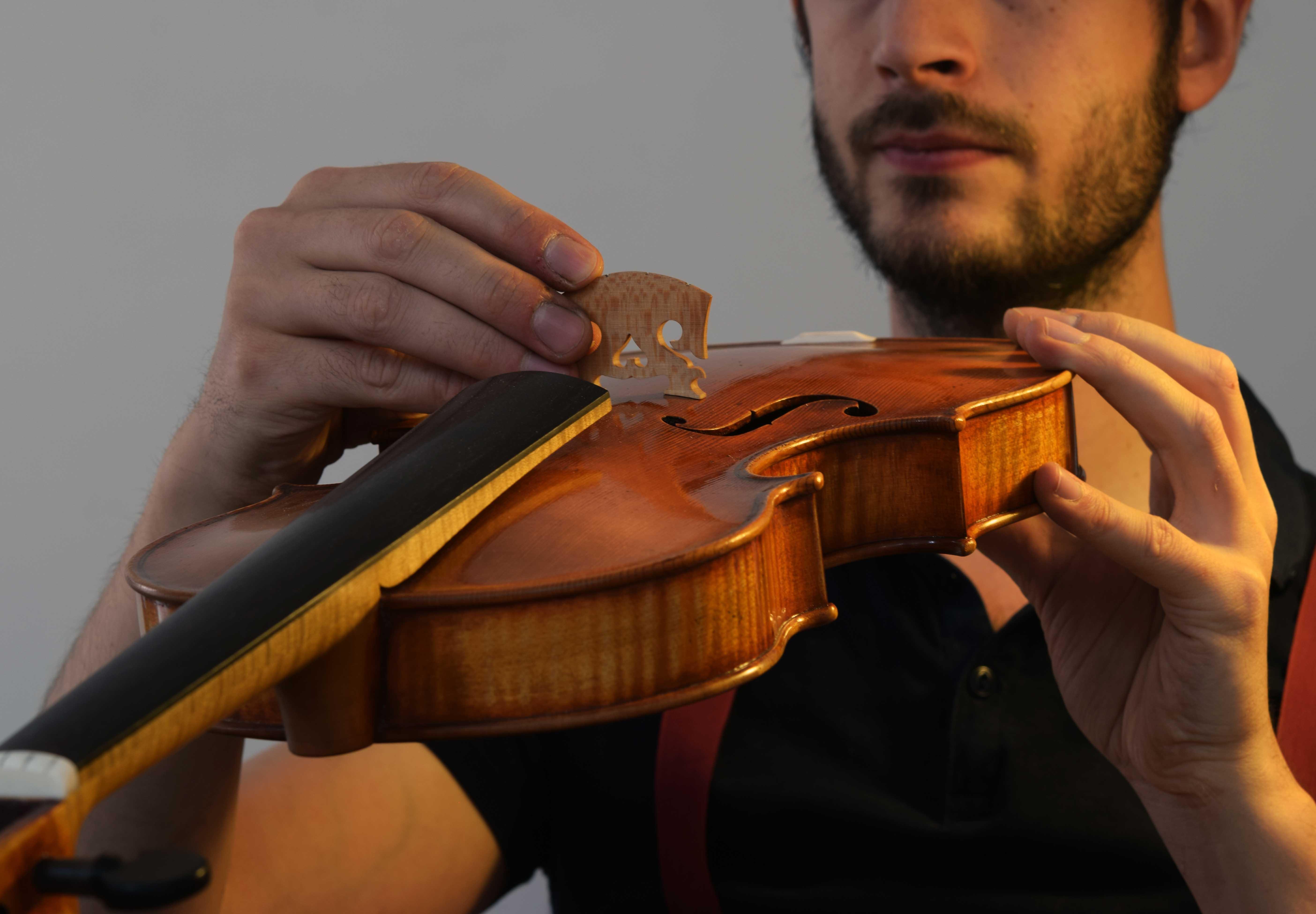 réglage instrument ancien