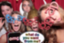 Graduation party photobooth rentals