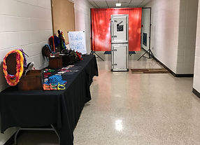 High School prom photobooth rentals