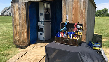 Photobooth rentals inexpensive