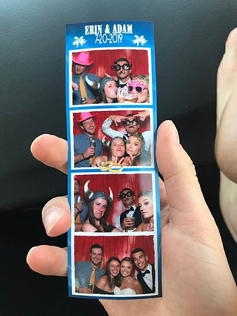 Wedding Photobooth rentals available