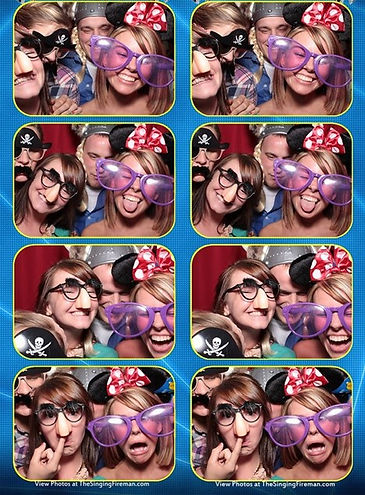 photobooth rentals make parties more fun