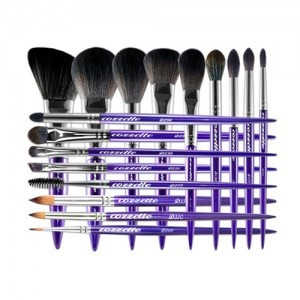 Cozzette:  Divinity Collection Cruelty Free Makeup Brushes