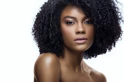 Makeup-Now-USA-African-American-Model-Natural-Hair