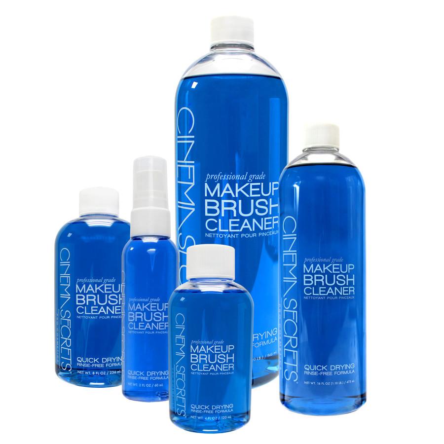 Makeup Brush Cleaner:  Cinema Secrets Makeup Brush Cleaner