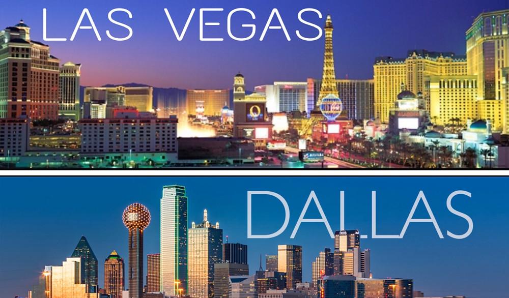 Dallas, TX and Las Vegas, NV Mobile salon