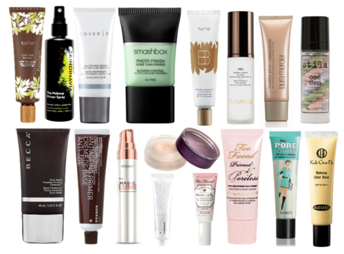 Summer Face Primers