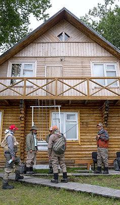 Zendzur Hot Springs Lodge