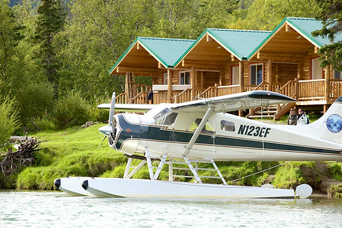 Illiamna River Lodge