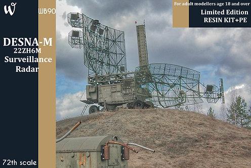 Desna-M 22ZH6M Radar