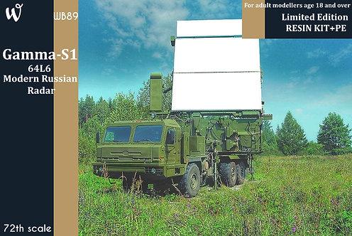 Gamma-S1 64L6 Radar