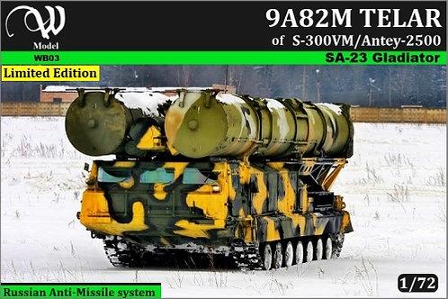 9A82M TELAR
