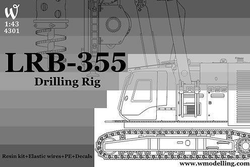 LRB355 Drilling Rig