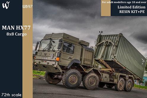 HX77 8x8 Cargo Truck