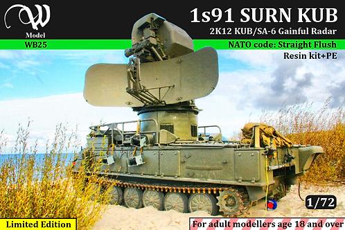 1s91 SURN Kub Radar