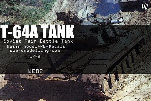 T-64A Tank