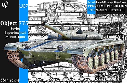 Object 755 Tank