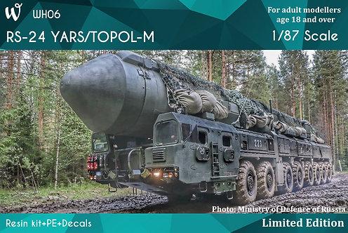 RS-24 Yars/Topol-M