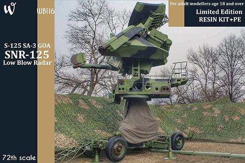 SNR-125 Low Blow Radar