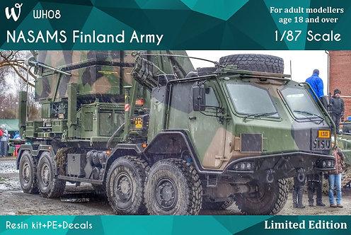 NASAMS Finland Army
