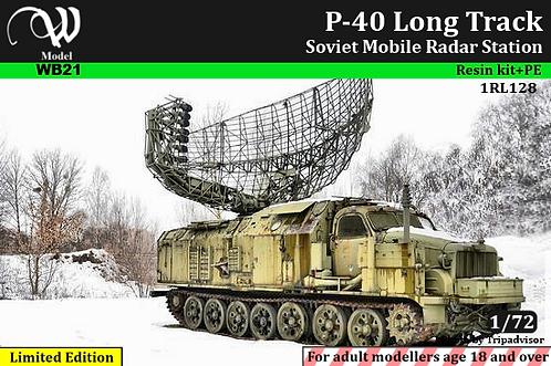 P-40 Long Track