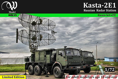 Kasta-2E1 Radar