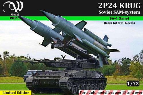 2p24 Krug / SA-4 Ganef