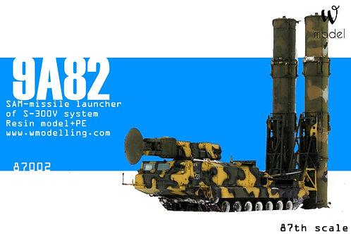 9A82 S-300V TELAR