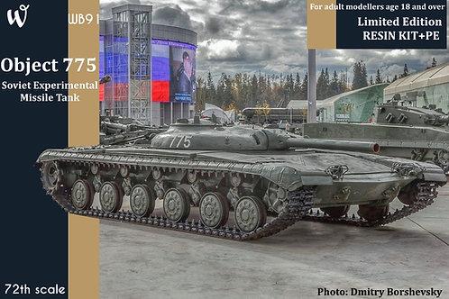 Object 775 Tank