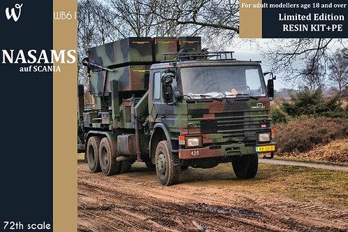 NASAMS auf Scania