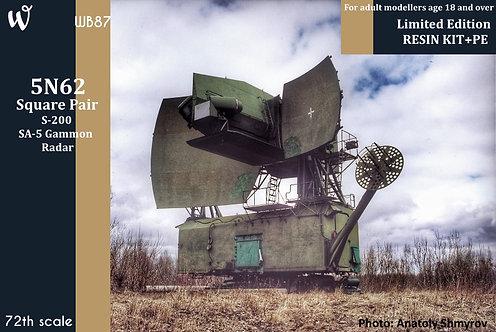 5N62 S-200 Radar
