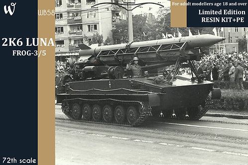 2K6 LUNA / FROG-3/5