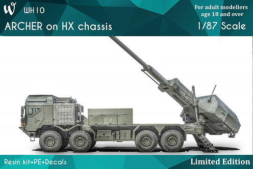 Archer SPG HX77 chassis