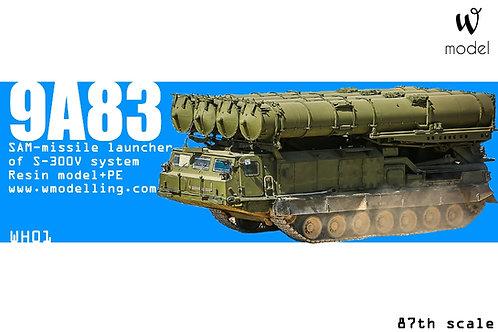 9A83 S-300V TELAR