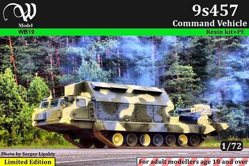 9s457 Command Vehicle