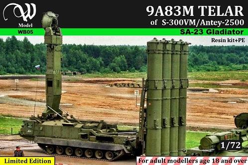 9A83M TELAR