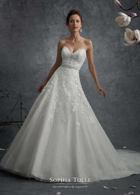 Sophia Tolli 'Orion' Gown