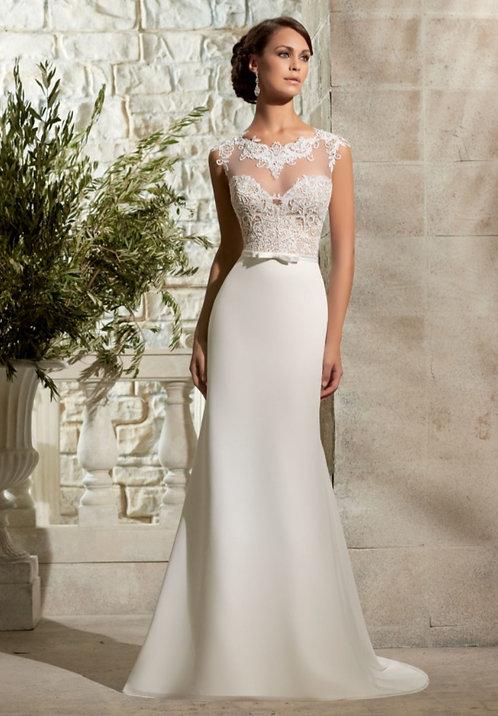 Morilee Chiffon Gown